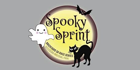 SPOOKY SPRINT  1.3 FUN RUN & 5K tickets
