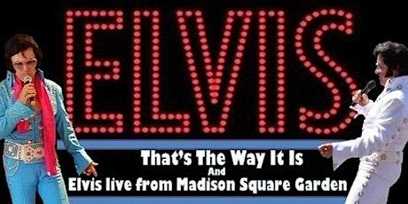 "Elvis ""That's The Way It Is"" RHSEU Fundraiser tickets"