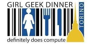 Girl Geek Dinner Torino #1 - Empowerment femminile