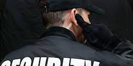 COMO COMENZAR MI NEGOCIO DE GUARDIA DE SEGURIDAD INDEPENDIENTE tickets