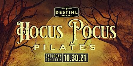 Hocus Pocus Pilates tickets
