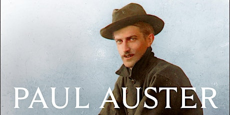 """Paul Auster discusses """"Burning Boy"""" with Eric Lorberer tickets"""