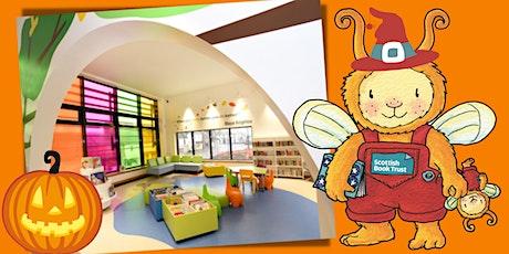 Halloween Bookbug at Denny Library tickets