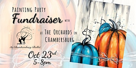 Painting Party Fundraiser for the Chambersburg Ballet at The Orchards tickets