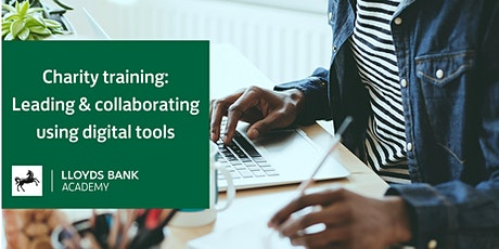Charity Training: Leading & collaborating using digital tools tickets