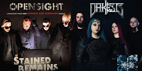 Dakesis & Opensight@ Percy's Penthouse, Nottingham tickets