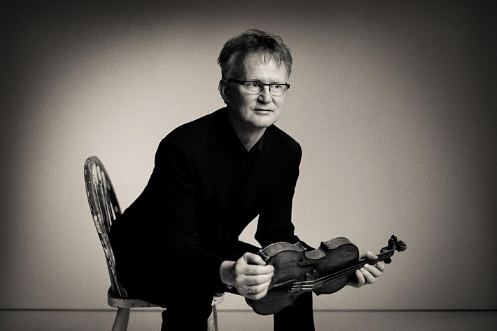 A Hypnotic Duo: the violinist Thomas Bowes and the Pianist Verona Maier image