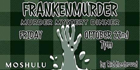 Halloween Murder Mystery Dinner Theatre tickets