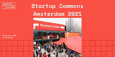 Startup Commons Amsterdam 2021 tickets