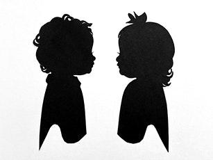 Growing Up- Hosting Silhouette Artist, Erik Johnson - $30 Silhouettes tickets