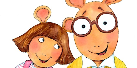 Live ZOOM Storytime and Q&A with Arthur Illustrator & Author Marc Brown! tickets