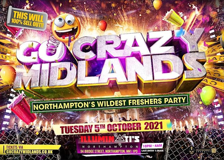 Go Crazy Midlands image