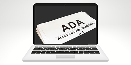 Is your local news site ADA compliant? tickets