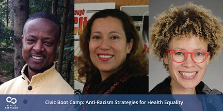 Civic Boot Camp: Anti-Racism Strategies for Health Equity tickets