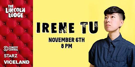 The Lincoln Lodge Presents: Irene Tu! tickets