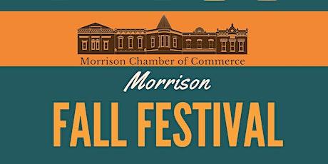 Morrison Halloween Fall Festival tickets