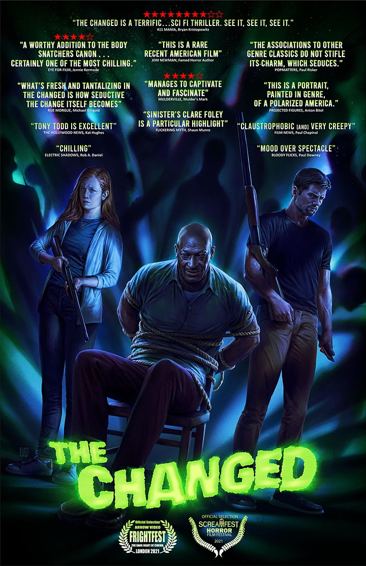 The Changed - North American Premiere image