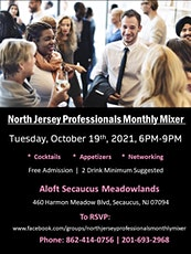 October Networking Mixer tickets
