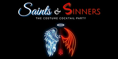 """Xanadu Social presents """"Saints and Sinners: The Costume Cocktail Party"""" tickets"""