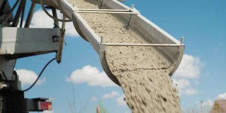 Optimización de mezclas de concreto entradas