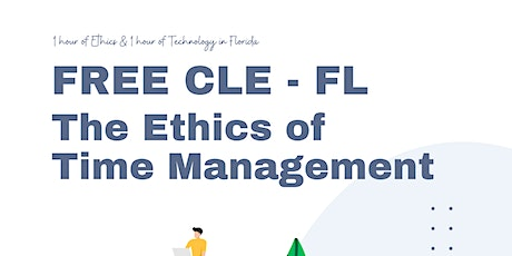 The Ethics of Time Management tickets