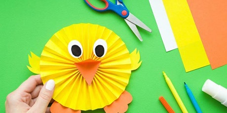 Morden Library-Craft and Rhyme Time (2-5 years) tickets