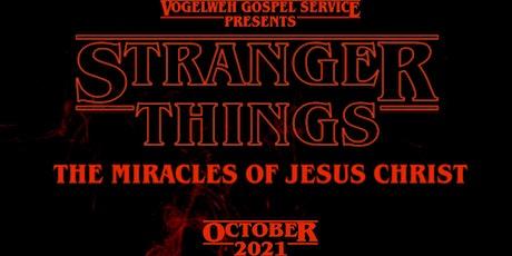 Vogelweh Gospel Service - Worship Service Tickets