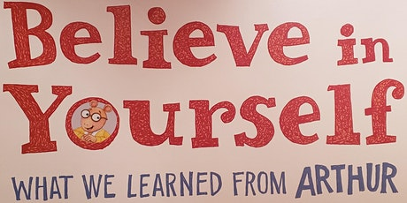 Zoom Family Tour - Believe in Yourself: What We Learned from Arthur tickets