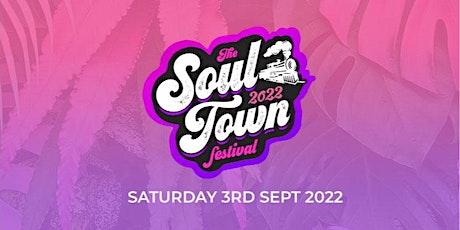 Soultown Festival 2022 tickets