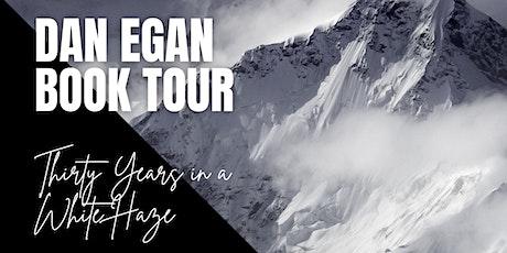 Ski Legend Dan Egan's UK Book Tour: 30 Years in a White Haze (Manchester) tickets