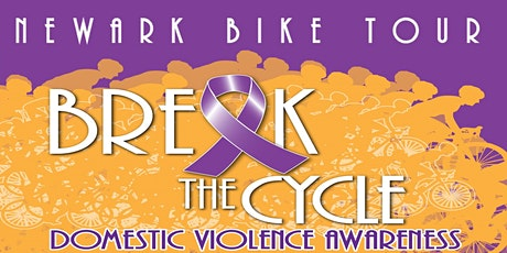 2021 Newark Bike Tour: Break the Cycle tickets