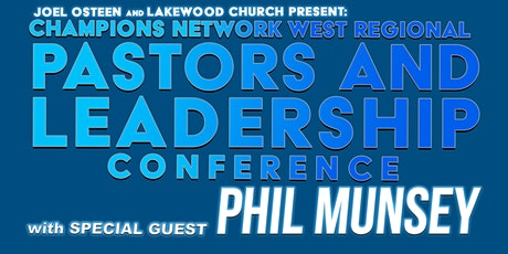 Champions Network West Regional Leadership Conference   General Admission tickets