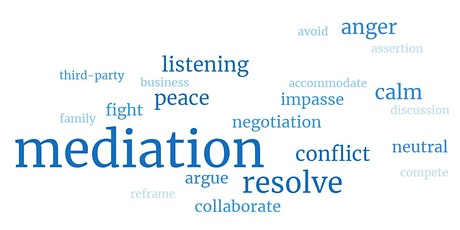 Introduction to Mediation Skills - Virtual Workshop tickets