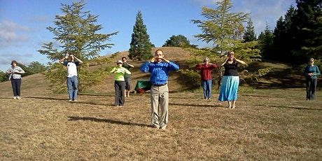 Qi Gong in the Park with Roberto Masferrer tickets