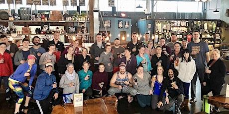 Beer + Yoga at Postdoc Brewing tickets