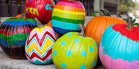 Puff, Pass and Paint Some Pumpkins! tickets