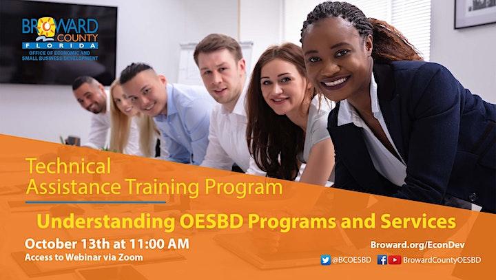 TATP - Understanding OESBD Programs and Services image