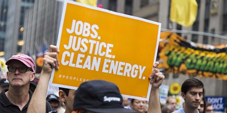 Equity, Justice, Democracy: A Clean Energy Future that Benefits All tickets