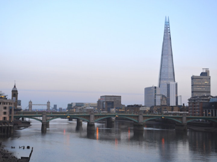 Bankside Jewels, guided walk along the banks of the River Thames image