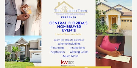 Central Florida's Homebuyer Event!! tickets