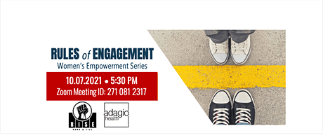 Rules of Engagement: 6-Part Series tickets