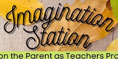 Imagination Station November Activity Kit Pick-up tickets