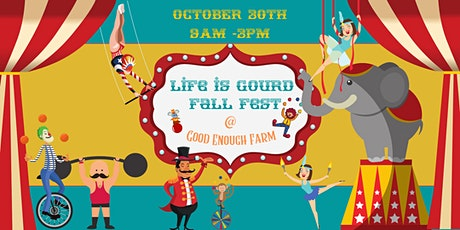 Life is Gourd Fall Fest tickets