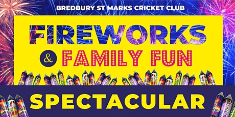 BSMCC Firework Spectacular 2021 tickets