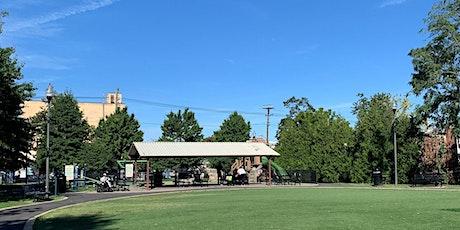 Yoga in the Park with Bluebird Sky Yoga tickets