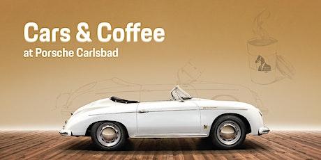 Cars & Coffee tickets