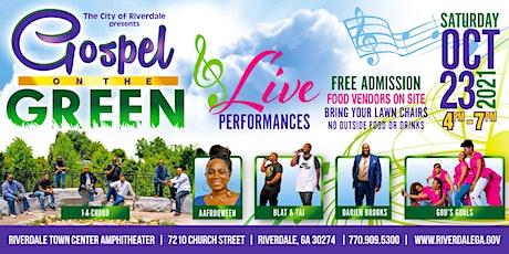 Gospel on the Green tickets