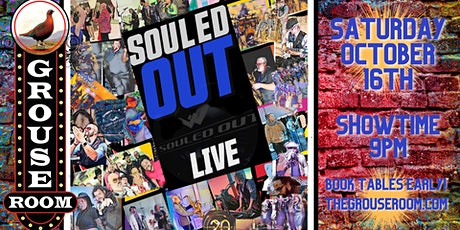SOULED OUT tickets