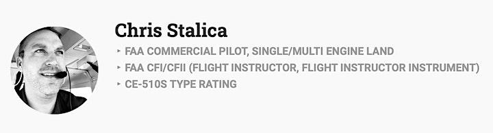 VFR VOR Navigation Workshop (With a Certified Flight Instructor!) image