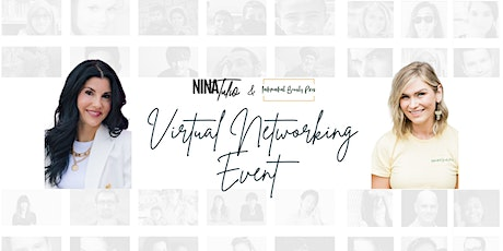 Nina Tulio and Independent Beauty Pros Virtual Networking Event tickets